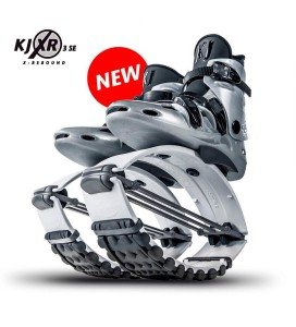 Kangoo Jumps Boots XR3 Black/White