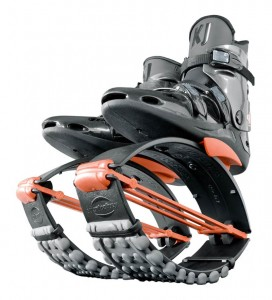 Kangoo Jumps Boots XR3 Black/Orange