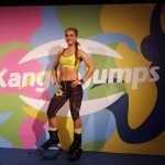 Kangoo Classes in Array with Ana Lozovanu